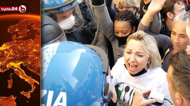 """""""SOPRA CI STA L'1% CHE CI VUOLE DISTRUGGERE, SOTTO CI SIAMO NOI!"""" #Montecitorio"""