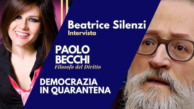 Democrazia in quarantena - PAOLO BECC...