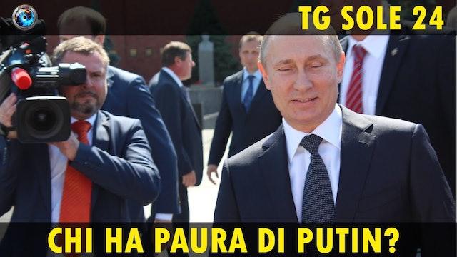 TgSole24 08.10.20 | Chi ha paura di Putin