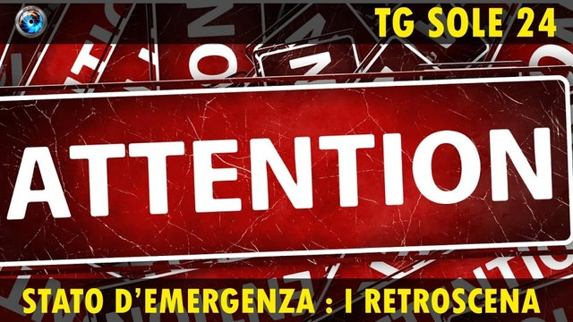 TgSole24 05.10.20 | Stato d'emergenza: i retroscena