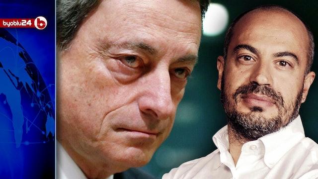 MARIO DRAGHI, UN INCAPPUCCIATO DELLA FINANZA - Gianluigi Paragone