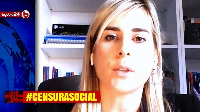 CASO BYOBLU IN COMMISSIONE PLURALISMO  - Virginia Camerieri #CensuraSocial