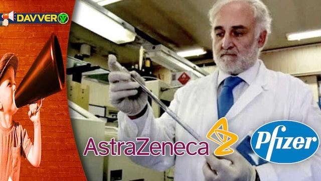 ZERO ANTICORPI A 22 GIORNI DAL VACCINO – Antonio Marfella #SpeakersCorner