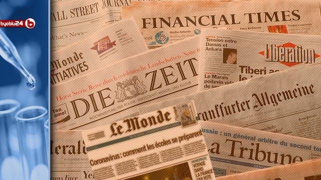 Rassegna stampa di #Byoblu24 del 18/0...