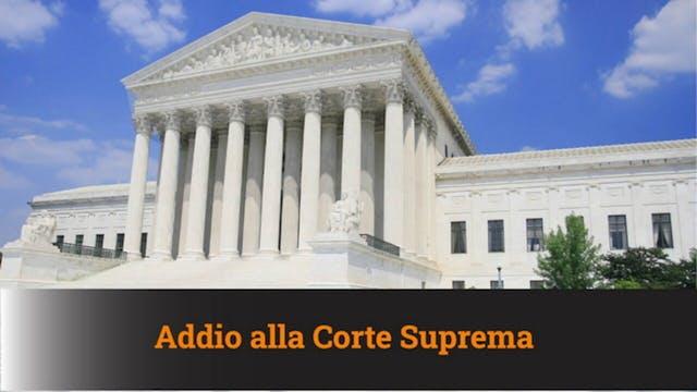 25-2-2021 Addio alla Corte Suprema – ...