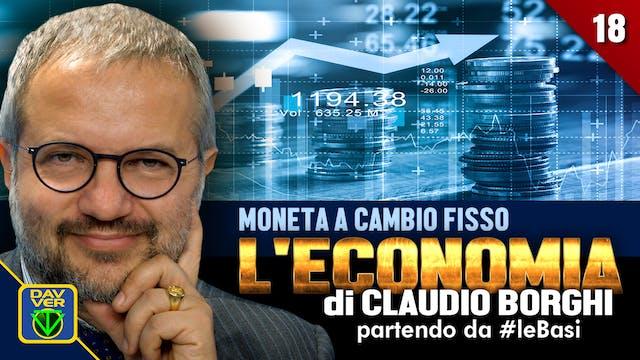 18 - MONETA A CAMBIO FISSO: l'Economi...