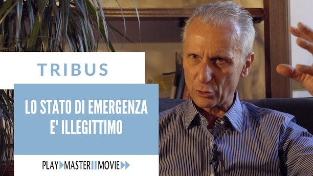 Stato di emergenza illegittimo - Michele Pappalardo