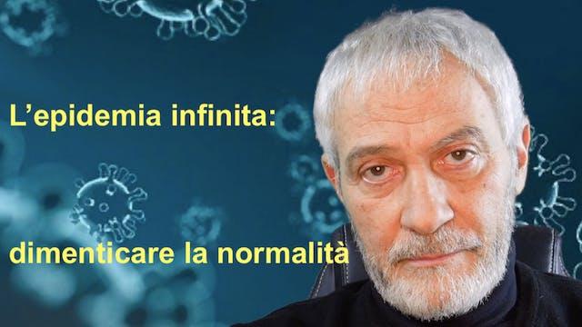 L'EPIDEMIA INFINITA - Enzo Pennetta