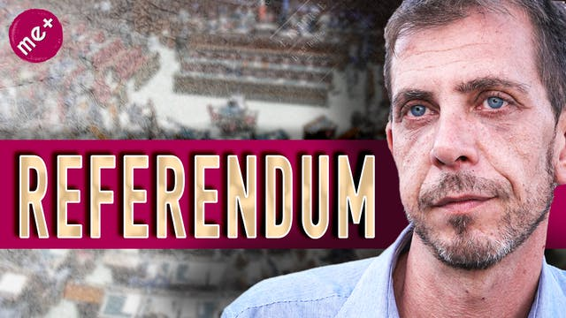 REFERENDUM, L'ULTIMO REALITY DEL GOVE...