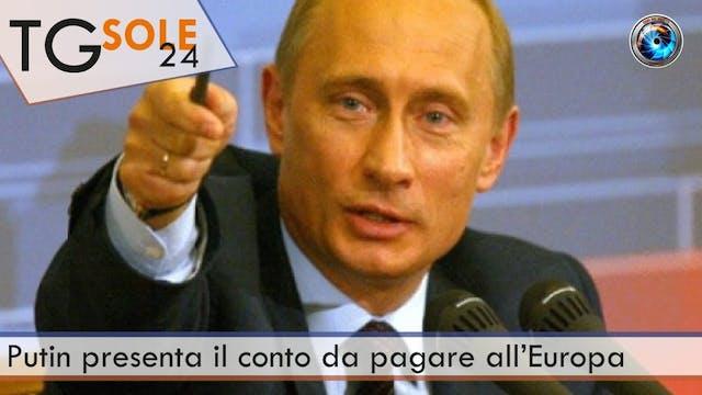 TgSole24 30.04.2021 | Putin presenta ...
