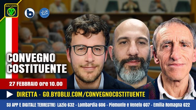 CONVEGNO COSTITUENTE 2021 – Toscano, ...