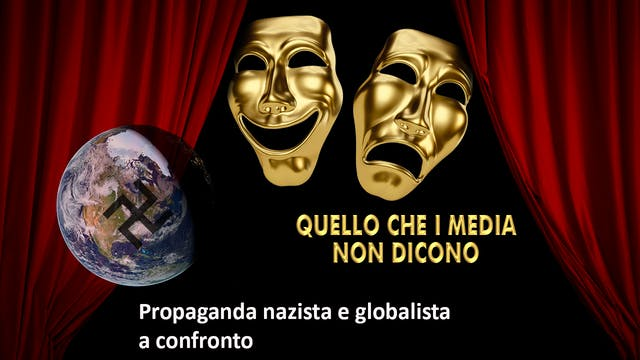 Propaganda nazista e globalista a con...