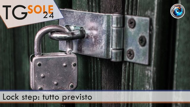 TgSole24 12.11.20 | Lock Step: tutto ...