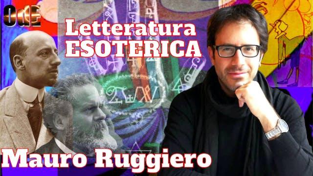 LETTERATURA ESOTERICA ITALIANA, DA PI...