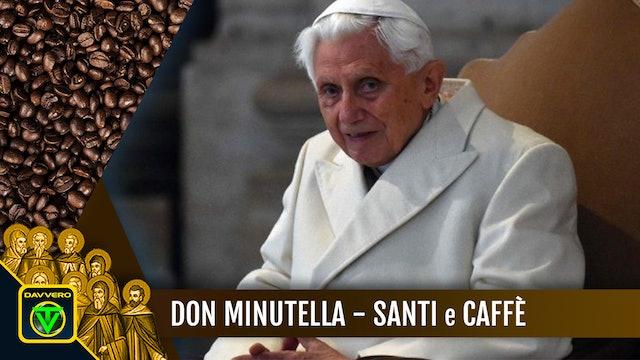 La falsa narrazione su Benedetto XVI
