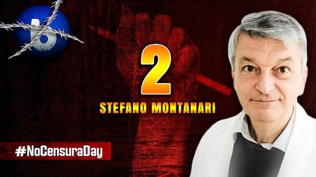 #NoCensuraDay MONTANARI LA RIVINCITA - Stefano Montanari