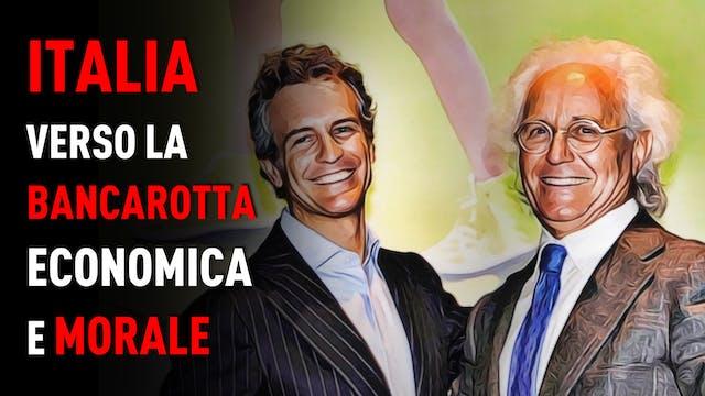 Italia verso la bancarotta, economica...