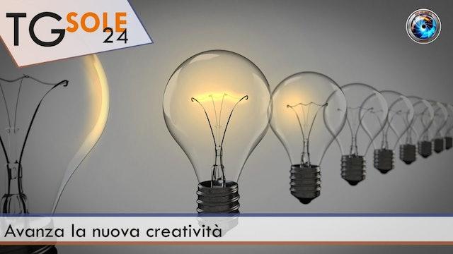 TgSole24 24.03.21 | Avanza la nuova creatività