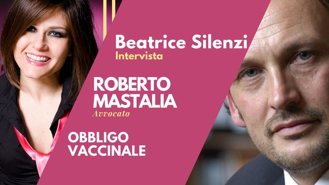 L'Obbligo vaccinale - ROBERTO MASTALIA - Avvocato