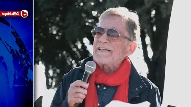 RIVENDICHIAMO LA SOVRANITÀ BASATA SULL'IDENTITÀ – F. Grimaldi #MarciaLiberazione
