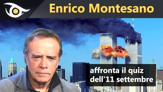 ENRICO MONTESANO AFFRONTA IL QUIZ DELL'11 SETTEMBRE