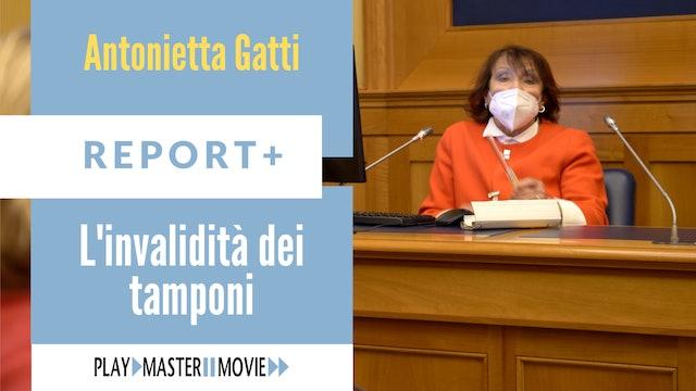 L'invalidità dei tamponi - Antonietta Gatti