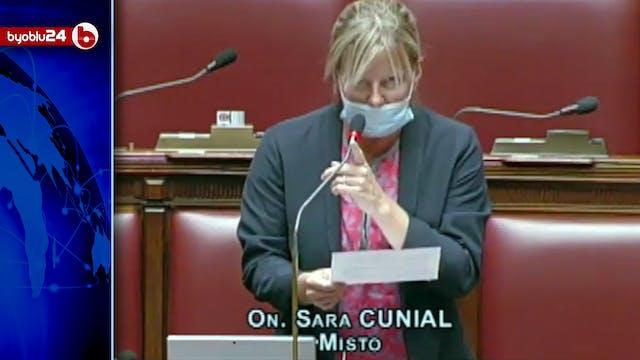 CUNIAL contro la commissione anti fak...