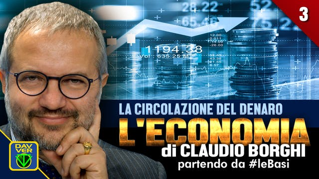 3 - LA CIRCOLAZIONE DEL DENARO: l'Eco...