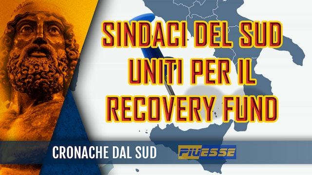 SINDACI DEL SUD UNITI PER IL RECOVERY FUND