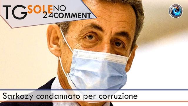 TgSole24 No comment 02.03.21 | Sarkozy condannato per corruzione
