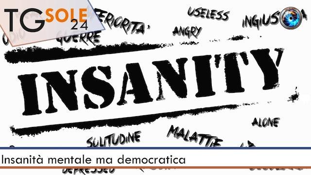 TgSole24 19.03.21 | Insanità mentale ma democratica