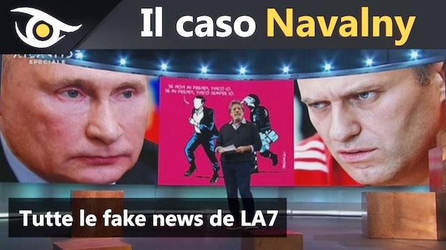 Il Caso Navalny - Tutte le fake news de LA7