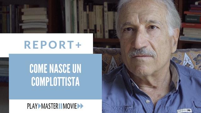 PIERO CAMMERINESI  - COME NASCE UN COMPLOTTISTA
