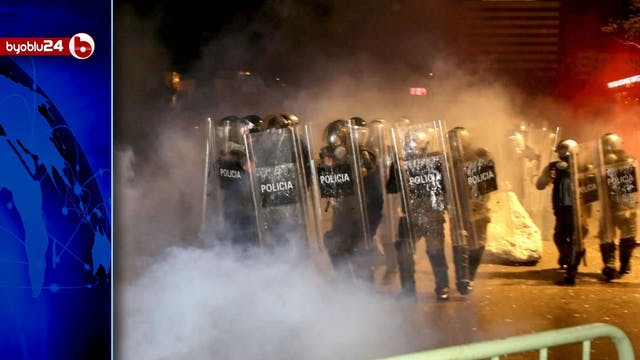 ALBANIA: POLIZIA UCCIDE GIOVANE PER V...