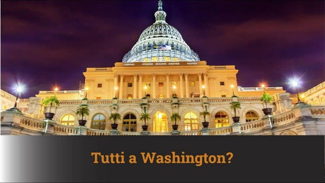 27-12-2020 Tutti a Washington? - MN #60