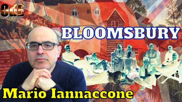 BLOOMSBURY, IL CIRCOLO DEI POLIAMOROSI SENSI. MARIO IANNACCONE