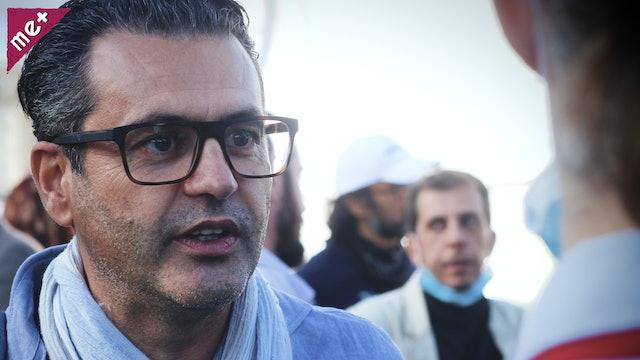 L'INFORMAZIONE DOGMATICA IMPEDISCE IL DIBATTITO - Intervista a Cosimo Massaro