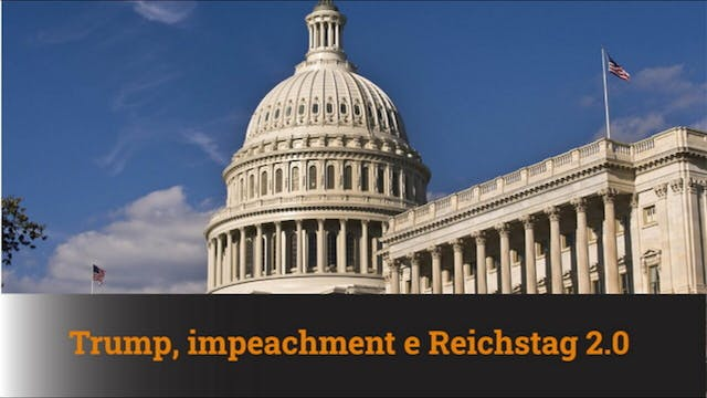 12-2-2021 Trump, impeachment e Reichs...