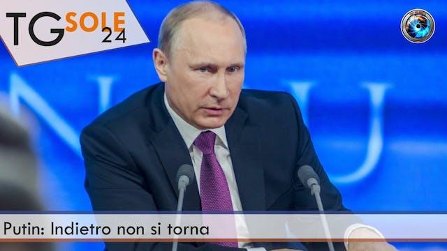 TgSole24 01.02.21 | Putin: indietro n...