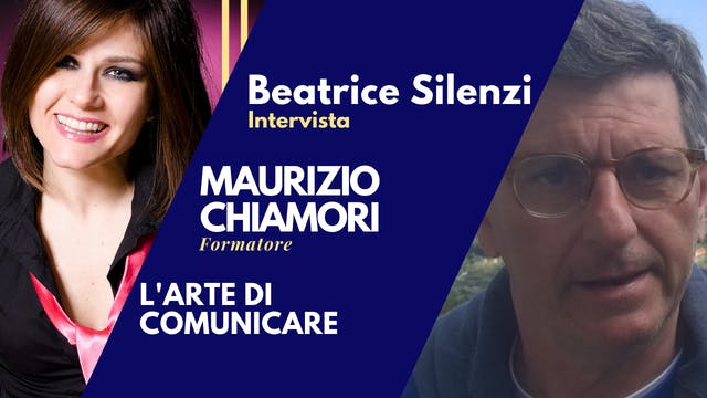 L'arte di comunicare - MAURIZIO CHIAM...