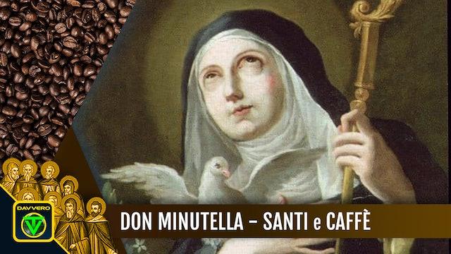 Santa Scolastica Vergine