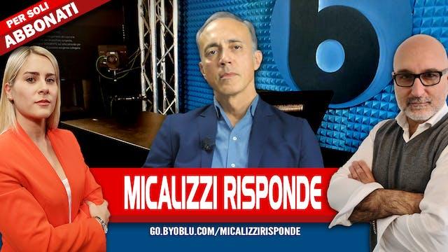 ALBERTO MICALIZZI RISPONDE ALLE VOSTR...