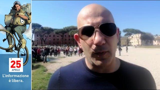 """PER ORA LA VIOLENZA È VIRTUALE MA PU..."