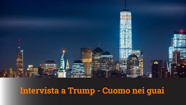 27-2-2021 Intervista a Trump - Cuomo ...