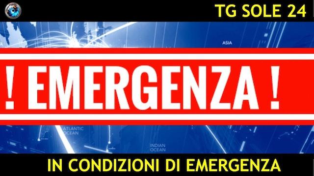 TgSole24 20.10.20 | In condizioni di emergenza