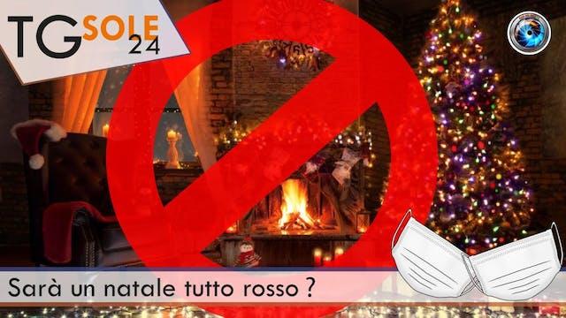 TgSole24 11.11.20 | Sarà un Natale tu...