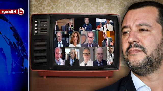 BASTA AI VIROLOGI DA SALOTTO - Il discorso di Salvini a Draghi in Parlamento