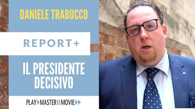 Il presidente decisivo - Daniele Trab...