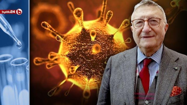 Il virologo Giulio Tarro: il vero mal...