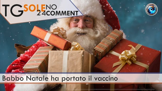 TgSole24 NoComment 28.12.20   Babbo N...